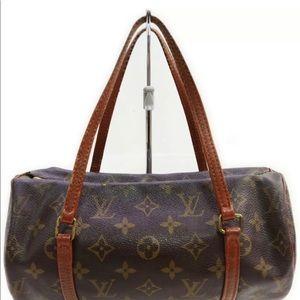 Lous Vuitton papillon hand bag